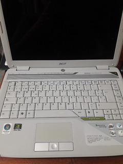 Laptop Acer Aspire 4520, Solo Piezas
