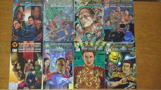 Hq,coleção Star Trek:deep Space 9-original Em Inglês-malibu
