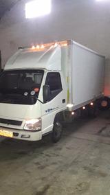 Vendo Camion Jmc Con Furgon Año 2012,tomo Auto/camioneta
