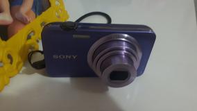 Câmera Digital Sony Cyber Shot Dsc Wx7 16.2mp