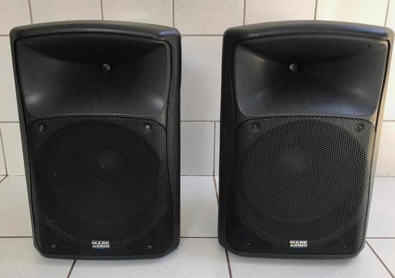 Caixa De Som Ativa Mark Áudio 1550a (2caixas)