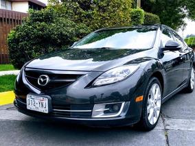 Mazda 6 2013 V6 3.7 Grand Touring S Impecable Máximo Equipo