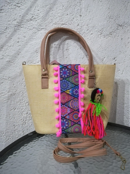 Bolsa Frida Khalo