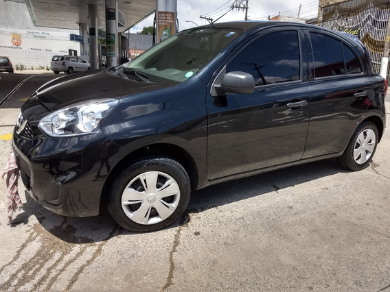 Nissan March 1.0 12v S 5p 2016