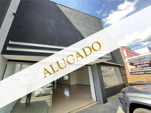 Alugado Por Moraes Locação - Salão, 377 M²  R$ 8.000/mês - Vila Guedes De Azevedo - Bauru/sp - Sl0116