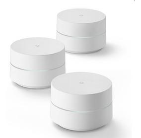 Google Wifi Smart Home Ac1200 Roteador 3 Pontos Lacrado