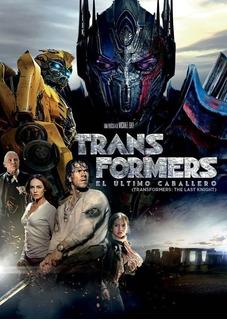 Dvd - Transformers: El Ultimo Caballero