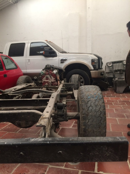 Ford F100 Pick Up Modelo 1954 Chasis