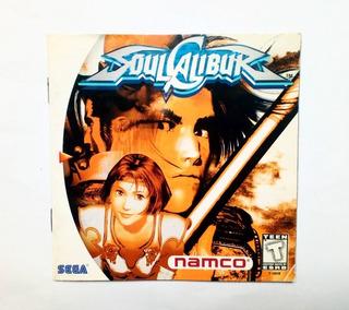 Manual Soul Calibur Dc