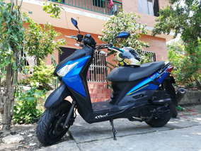 Scooter Kymco Rocket 125