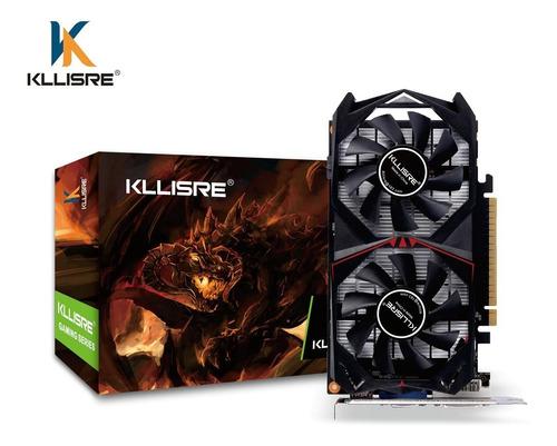 Imagem 1 de 7 de Placa De Vídeo Nvidia Gtx 750ti 4gb Kllisre 128bit Gddr5