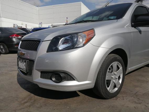 Chevrolet Aveo Ls 1.6 Mt 2017
