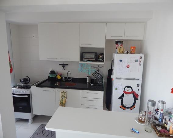 Apartamento Para Locação No Brooklin , Proximo A Berrini - 0720t - 33953852