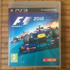 Fórmula 1 2012 - F1 2012 - 100% Português - Mídia Física Ps3