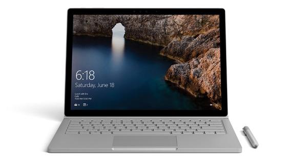 Microsoft Surface Book 13.5 I7 16gb 1tb Ssd Performance Base