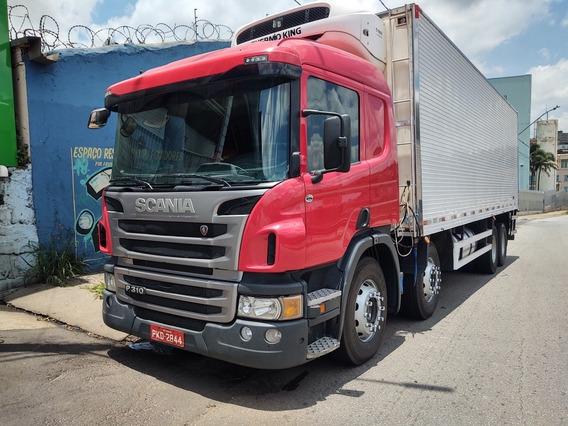 Scania P 310 2016 16 35000 Km Muito Nova 250000 No Chassis