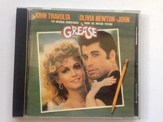 Cd Soundtrack Grease - 1996 Película Vaselina Hecho En Usa