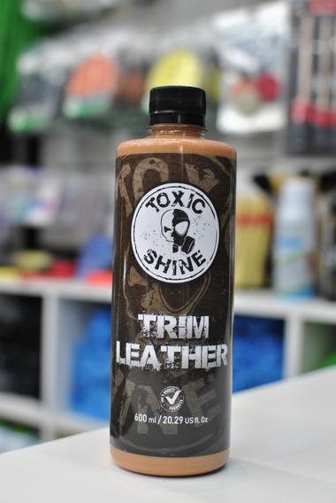 Trim Leather Toxic Shine Acondicionador De Cueros 600cc