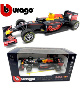 Miniatura F1 Red Bull Racing Tag Heuer Rb12 Burago 1:43