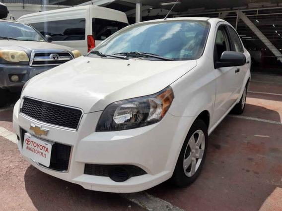 Chevrolet Aveo 2017 4p Ls L4/1.6 Man