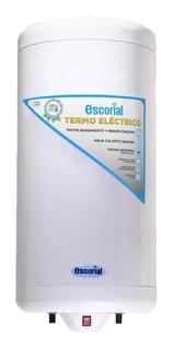 Termotanque Electrico Escorial 90 Lts Carga Inferior 1500w