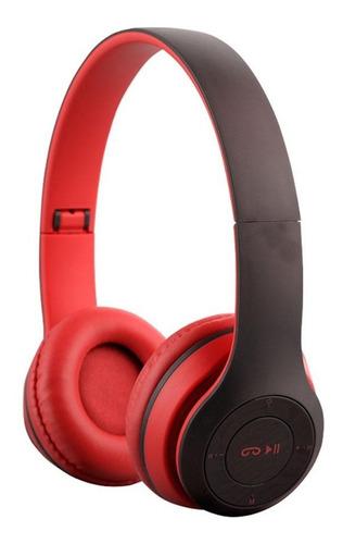 Auriculares Bluetooth De Vincha X100 Bajos Reforzados