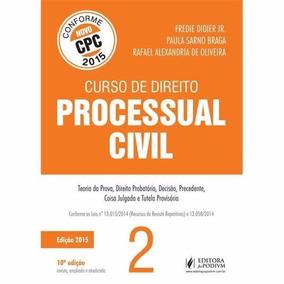 Curso De Direito Processual Civil V2 F Didier 10 Ed 2015