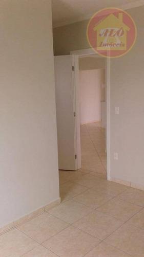 Apartamento À Venda, 75 M² Por R$ 360.000,00 - Caiçara - Praia Grande/sp - Ap5588