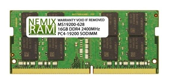 Memoria Ram Nemix De 16 Gb Para Apple iMac 2017 Retina 5k De