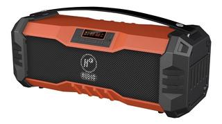 Bocina Bluetooth Contra Agua Uso Rudo Sd Usb 400w Hf-b400w