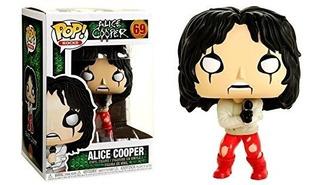 Funko Pop Rocks Alice Cooper With Straitjacket Exclusive 69