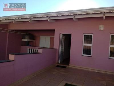 Casa Com 3 Dormitórios À Venda, 290 M² Por R$ 750.000 - Jardim Pinheiros - Valinhos/sp - Ca0544