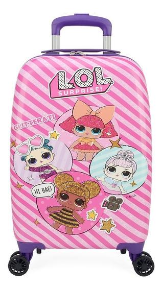 Mala Boneca Lol - Luxcel - Frete Gratis