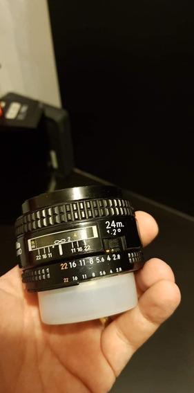 Nikkor 24mm 2.8