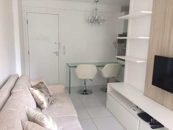 Flat Em Parnamirim, Recife/pe De 34m² 1 Quartos À Venda Por R$ 230.000,00 - Fl536813