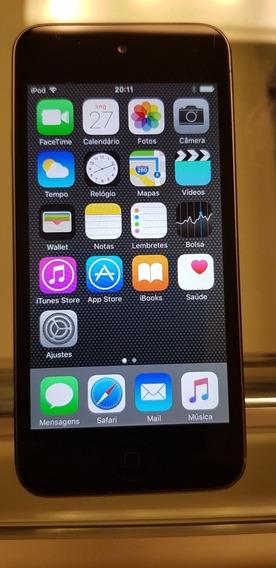 iPod Touch 5ª Geração Apple A1421 - 64gb Preto E Cinza