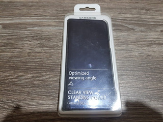 Capa Samsung Clear View Generica S8+ Plus G955