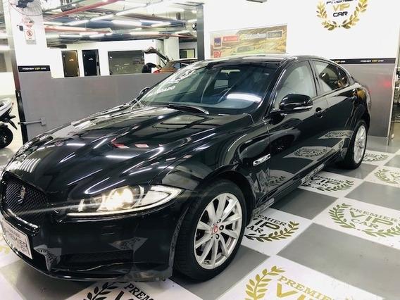 Jaguar Xf 2.0 Premium Luxury Turbocharged Gasolina 4p Automá