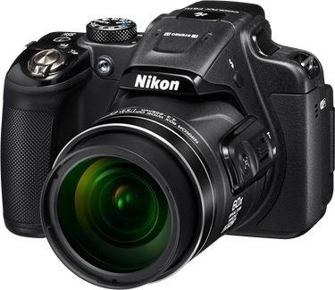 Câmera Digital Nikon Coolpix P610