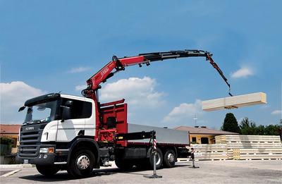 Servicios De Alquiler De Gruas Telescopicas Y Camiones Brazo