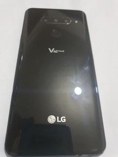 LG V40 Con Detalles