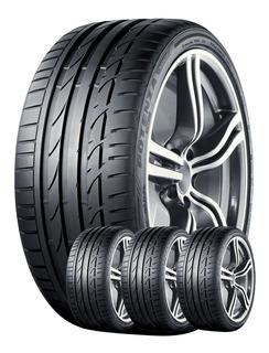 Combo 4u 215/55r17 94w Xl Potenza S001 Bridgestone
