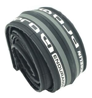 Pneu Michelin Pro4 700x23 Endurance Speed Preto/cinza Nfe