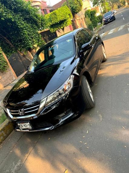 Honda Accord 2014 Exl Equipado 50,000km Piel Gps Oportunidad