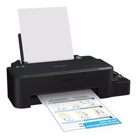 Impressora Epson Ecotank L120 Com Tinta Sublimática + Brinde