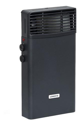 Imagen 1 de 1 de Calefactor Eléctrico De 2.000 W Turbo Aluminum Ee2k