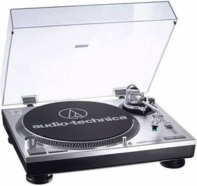 Toca-discos Vinil Audio-technica At-lp120 Usb Direct-drive