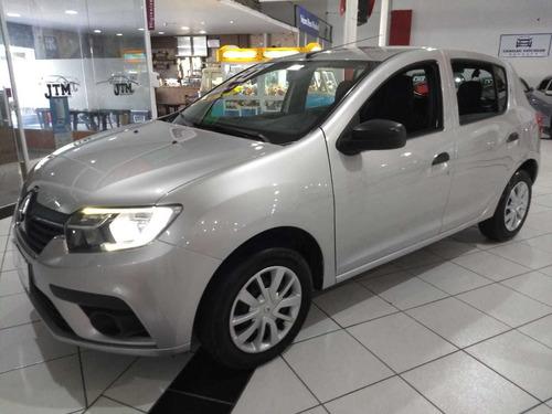 Renault Sandero 2020 1.0 Life 12v 5p