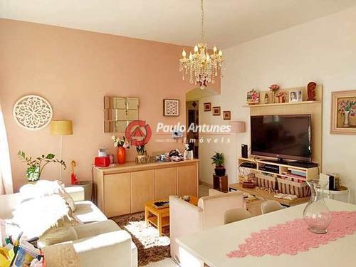 Imagem 1 de 18 de Apartamento 3 Dorms - R$ 850.000,00 - 90m² - Código: 9406 - V9406