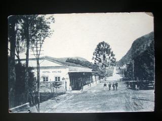Teresópolis Rj Cartão Postal Antigo Hotel Hygino